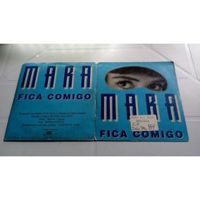 Mara Maravilha - Cd Promo Single Fica Comigo