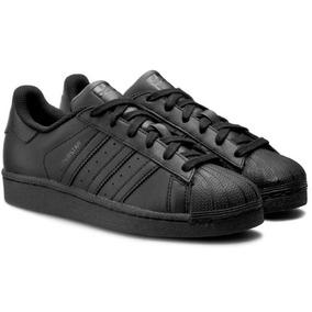 Tênis adidas Superstar Originals Todo Preto Unissex