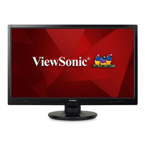 Monitor 22 Pulgadas Full Hd Viewsonic Va2246 Vga Altavoces