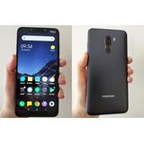 Xiaomi Pocophone F1 128gb 6gb Preto Novo Lacrado