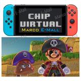 Chip Virtual Para Nintendo Switch - Todos Los Juegos Gratis