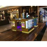 Quiosque De Óculos P/ Shopping, Supermercado, Galeria
