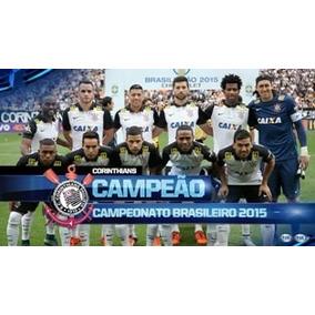 Poster Corinthians Timão Campeão 2015