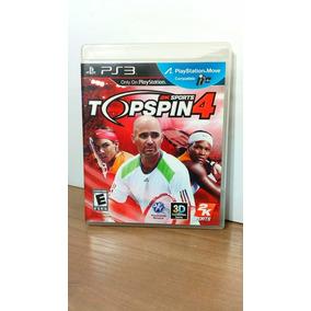 Top Spin 4 Ps3 Seminovo