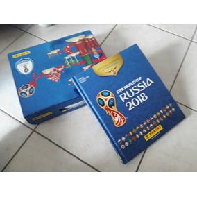 Album Da Copa Do Mundo 2018