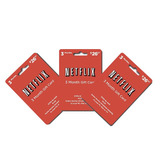Netflix Gift Card Fisica Four Screen Ultra Hd Garantía