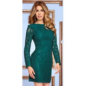 Vestido verde olivo cklass