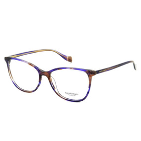 Armacao Oculos Feminino Ana Hickmann - Óculos Azul no Mercado Livre ... 234579a9e0