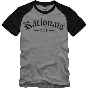 eec077393e Camiseta Rap Power Basica - Camisetas e Blusas no Mercado Livre Brasil