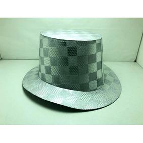 Sombrero Plateado Plastico Cotillon - Cotillón en Mercado Libre ... 04fa7820366