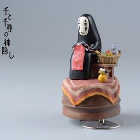 Caixa Música A Viagem De Chihiro Kaonashi Chiriro