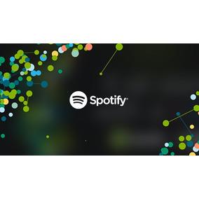 12 Meses - De Duração Spotify Premium Envio Imediato