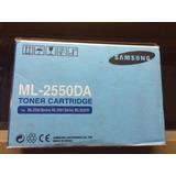 Toner Samsung Ml-2550da Original (2550/2551/2552)