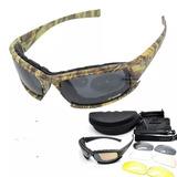 Óculos Daisy X7 Tático Airsoft Militar Exército Polarizado
