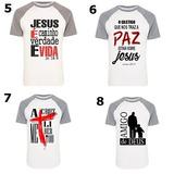 Box 15 Com Camisa Evangelicas Masculina No Atacado Revenda