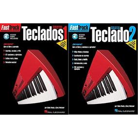 Método De Teclado Fast Track, Vol. 1 Y 2