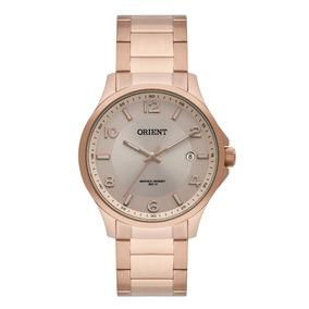 Relogio Orient Ouro Rose - Relógios no Mercado Livre Brasil d243dc9356
