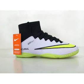 c45b8ab404 Tenis Futsal Nike Cr7 Botinha - Tênis no Mercado Livre Brasil