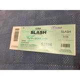 Entrada Para Slash - Campo - Geba