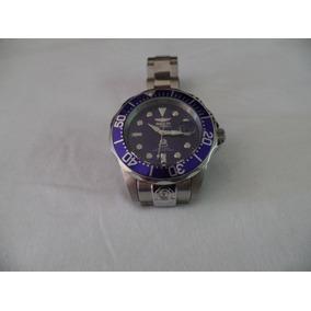 Reloj De Buceo Invicta Gran Diver Modelo 3045 Automatico