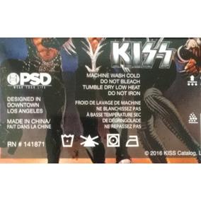 Boxer Para Caballero De La Banda De Rock Kiss