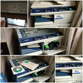 Impressora Sharp Multifuncional Com Manual Semi Nova