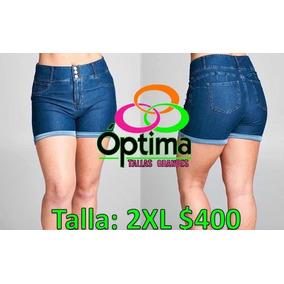Short Talla Extra 2xl