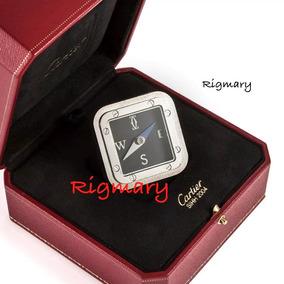 32abbc88e5c Relógio Cartier Santos Dumont - Relógios De Pulso no Mercado Livre ...