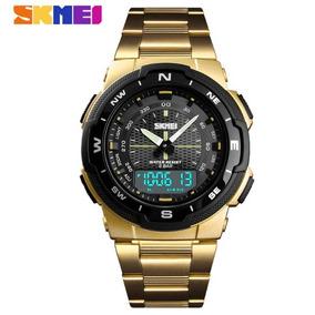 2838b18d8c3 Relógio Masculino Skmei 1370 Digital Prova D´água Original · R  120