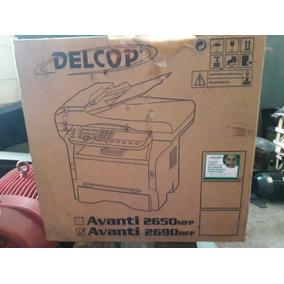Fotocopiadora Impresora Multifuncional Delcop 2690 Nueva