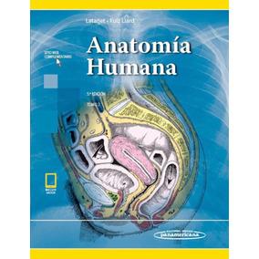 Latarjet. Anatomía Humana 2 Tomos 5a Ed 2019 Libro+e