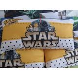 15 Travesseirinhos Lembrancinha 40x20 Lego Star Wars