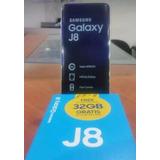 Samsung J8 32g 4g Lte Liberado (200) Garantia