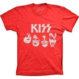 Camisetas 4fun - Silk Banda Kiss