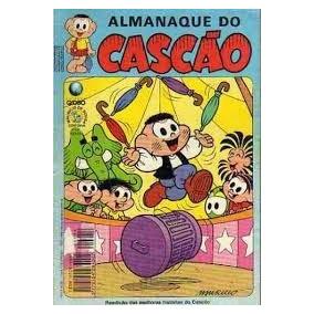 Almanaque Do Cascão - Globo - 53, 54,69,70,72,74,75,76,78,79