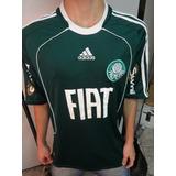 Camisa Do Palmeiras Adidas Suvinil Fiat 19 Denilson G no Mercado ... 5da3e54319a6d