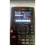 Calculadora Tl-nspire Cx Cas