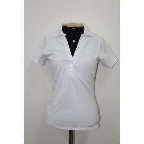 Camisa Feminina Gola Polo Branca Polo Wear Origi P0000477230 e7a631af6cf05
