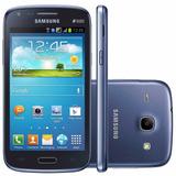 Samsung Galaxy S3 I8262 Dual Chip 3g Tela 4.3 Cam 5mp Azul