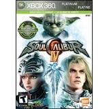 Soul Calibur Iv Para Xbox 360