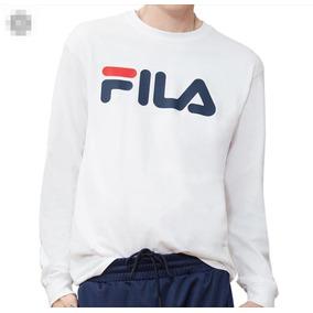 Franelas Sweters Nike Y Fila En Algodón Jersey 100% 021091648f5af