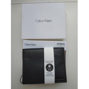 Carteira Slim Calvin Klein - Carteiras Masculinas Couro Sem porta ... 2a67a2bc7c