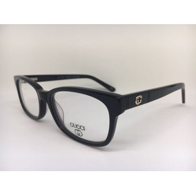 c24f268b650f9 Oculos Sem Grau Feminino - Óculos Armações Gucci no Mercado Livre Brasil