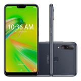 Smartphone Asus Zenfone Max Shot, 64gb, 12mp, Tela 6.2 Pol.,