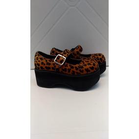 d63eb130c Sapado Boneca Vilela Boots Salto Plataforma Homem Botas - Sapatos no ...