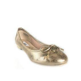 e24002d236437 Zapatos Ela - Zapatos Dorado en Mercado Libre México