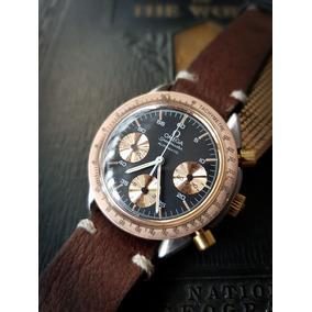 4068d238c85 Relogio Omega Aco E Ouro - Relógios De Pulso no Mercado Livre Brasil