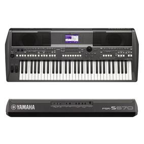 Teclado Musical Psr S 670 Yamaha
