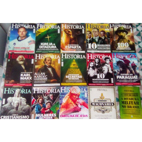 Lote De Revista Aventuras Na História + Brindes