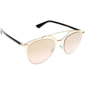 c59d23947572c Oculos De Sol Preto Com Dourado Outros Dior - Óculos no Mercado ...